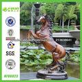 resina estatua del caballo