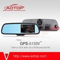 Gps coche de 5 pulgadas de navegación Soporte DVR, Bluetooth, transmisor de FM, mapa