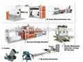 máquina para la fabricación de contenedores / bandejas de poliestireno