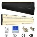 2014 eléctrico calentador de infrarrojos y calentador radiante para el hogar o fuera de