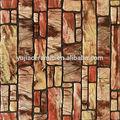 Decorativo de la pared del azulejo, de madera de la pared del azulejo
