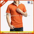 moda camisa de polo en blanco( ycs-044)