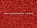 óxido de hierro rojo 130