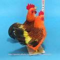 falsa decoración del jardín de pollo