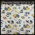 tecido estampado de algodão tecido estampado para as crianças