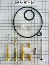 supra del carburador de la motocicleta kit de reparación