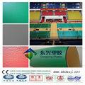 revêtement de sol sportif PVC BADMINTON