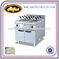 Fast food equipamentos de cozinha fogão de massas/elétrica panela de macarrão