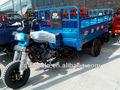 Vehículo de tres ruedas con carreta/triciclo motorizado