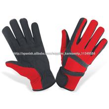 guantes de equitación/hípica guantes