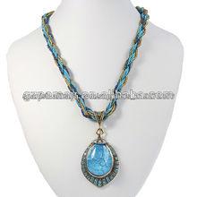 Bohemia neckalce pendiente de la joyería