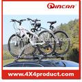 bicicleta rack de techo universal para coche material de aluminio