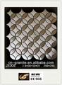 metal mosaico patrón decorativo del azulejo del piso