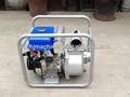 de alta presión de la gasolina de la bomba de agua para el riego