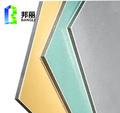 alta qualidade 4 milímetros de revestimento PVDF alucobond ACP painéis de parede fachadas de alumínio