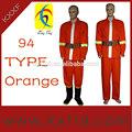 estándar 94 tejidos retardantes de llama traje de bombero