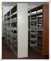 estante de libros de la biblioteca