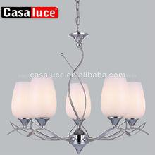 europea lámpara de araña de cristal de la lámpara colgante para el comedor y el hotel