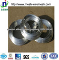 Precio de fábrica de alambre galvanizado y alambre de acero galvanizado por inmersión en caliente ovalada
