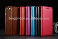 Los modelos de simple funda protectora de piel, cubierta del teléfono celular paraiphone6