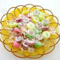 Una variedad de frutas caramelo duro mezcla/hecha a mano de la mezcla de caramelo de la fruta