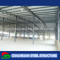 China industrial pré-fabricada estrutura de aço leve