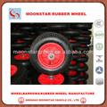 Rueda de neumático de la carretilla de rueda de la carretilla 4.00-8