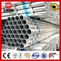 zinc recubierto tubos para el suministro de agua