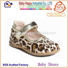 leopardo schoenen para los niños