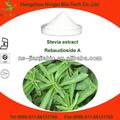 La extracción de la planta stevia steviosid 97%