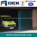 manual o eléctrico de funcionamiento de acordeón plegables puertas de acordeón puertas de garaje