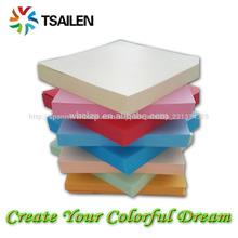 memo cubo por etiqueta de papel de color 70 gsm