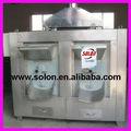 Solon vendedora caliente de la máquina tostadora de anacardo con alta calidad y eficiencia de hecho en China