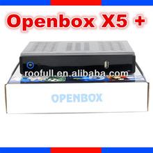 supermax récepteur satellite openbox hd iptv x5 plus