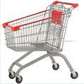 Medio de la carretilla/supermercado carrito de la compra/carrito de la compra/carro de supermercado