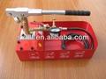 0-50 barra de prueba de presión hidrostática bomba zd-50 16m/l con el certificado del ce