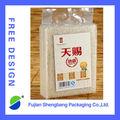 bolsa de envasado al vacío biodegradable