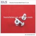 china peças de hardware personalizado fabricante de parafusos parafuso
