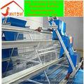 alta corral granja de jaulas de pollo automático para gallinas ponedoras