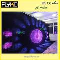 cortina de vídeo P5 LED
