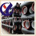 K8 K9 tuberías de hierro dúctil