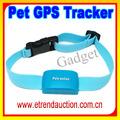 El último 2014 ip67 resistente al agua mini perro perseguidor de los gps/mini perro de rastreo gps