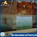 Ce ccc& claro laminado de vidrio de pared precio