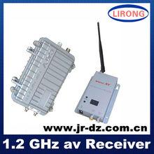1.2 ghz receptor av