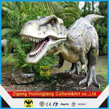 Dinosaurio realista modelo de dinosaurio electrónica