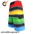 2014 de diseño de moda pantalones cortos de playa al por mayor para los mens