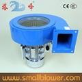 1.5kw Poderoso fogão ventilador de refrigeração industrial ventilador centrífugo