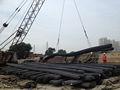 des barres de fer pour la construction