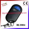 Certificación CE pequeño mando a distancia del tamaño impermeable