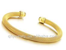 caliente las mujeres accesorios 2013 dubai brazaletes de oro